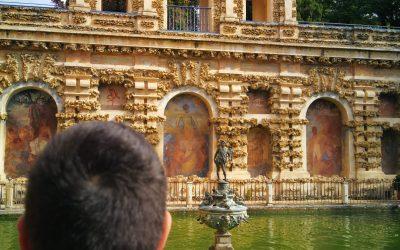 Leyendas en el Real Alcázar de Sevilla