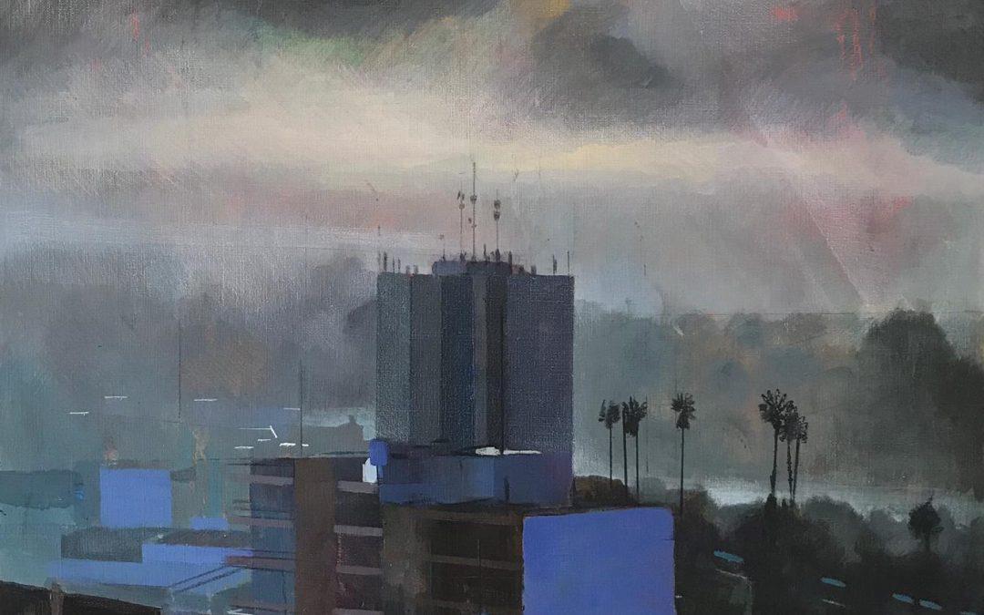 Nuestro profesor D. Claudio Sánchez gana el XV Concurso de Pintura al Aire Libre