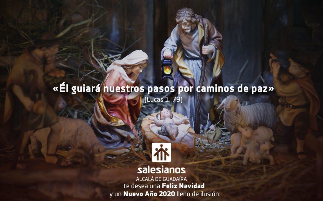 Navidad Salesiana en Alcalá
