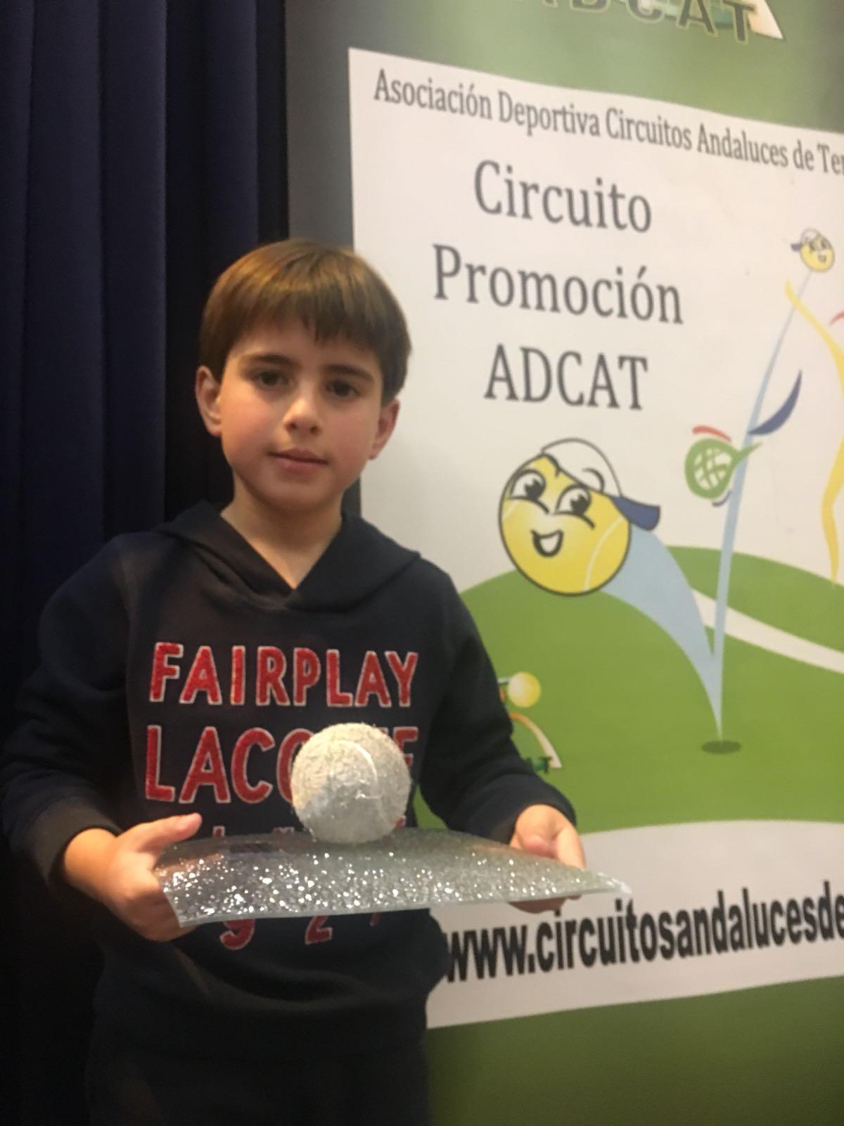 Campeón de Sevilla de tenis