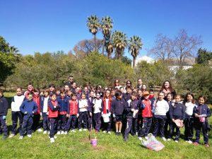 Aceptado el reto del planeta en el Colegio Nuestra Señora del Águila