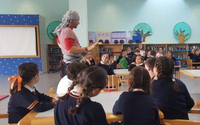 Visitamos las bibliotecas de Alcalá