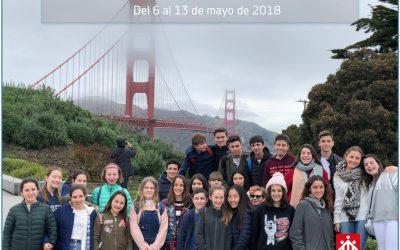 Próximamente llegada de los alumnos de San Francisco
