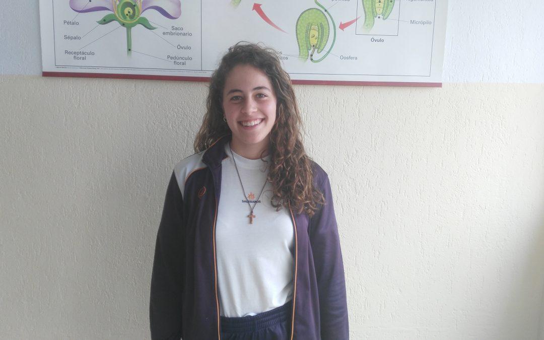 Una de nuestras alumnas elegida para los Campus científicos de verano.