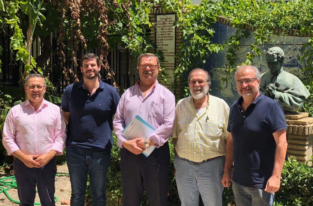 Club de debate y oratoria promovido por nuestro Centro en colaboración con FICA, Federación de Industriales y Comerciantes de Alcalá.