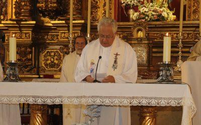 Toma de posesión de D. Juan Manuel Melgar González como director titular de la Obra Salesiana de Alcalá