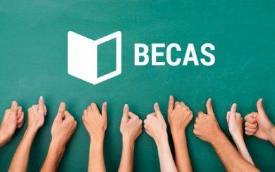 Becas y ayudas para alumnos con necesidad específica de apoyo educativo. Curso 2018-2019