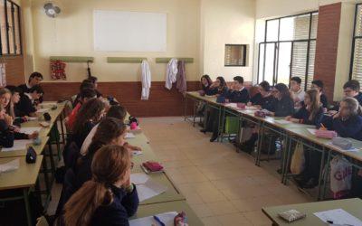 Debate y oratoria en Educación Secundaria