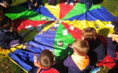 Los alumnos de 3º de E. Infantil visitan el Centro de Educación Ambiental El Majuelo