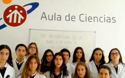 Día de la mujer y la niña en la Ciencia 2019