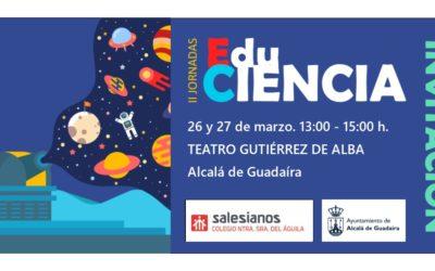 La Ciencia se divulgará en Alcalá