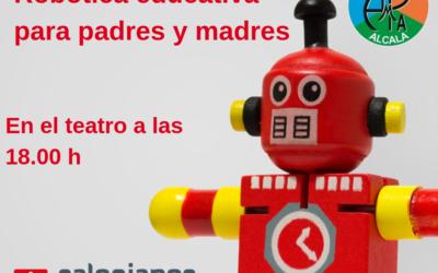 Taller de robótica para los padres y madres