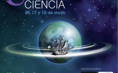 Participamos de nuevo en la Feria de las Ciencias de Sevilla
