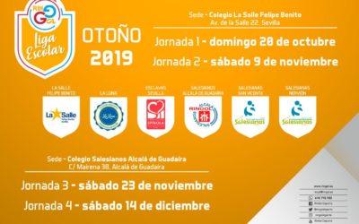 Liga Escolar de Ringol Otoño 2019