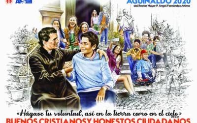 Presentado el tema y la imagen del Aguinaldo del Rector Mayor para el 2020