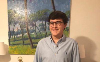 Nuestro antiguo alumno Joaquín Moreno será el Gran Visir 2020
