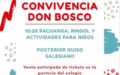 Convivencia Don Bosco