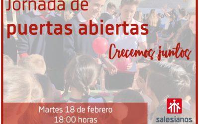 IV Jornada de Puertas Abiertas de Salesianos Alcalá