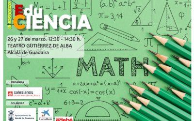 III Jornadas Educiencia: La ciencia se afianza en Alcalá