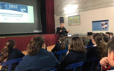 Programa Ciberexperto – Policía Nacional para jóvenes de 6º de Educación Primaria